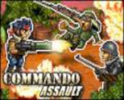 Akció Commando Assault