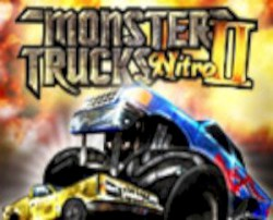 Autó Monster Trucks Nitro 2