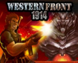 Akció Western Front 1914